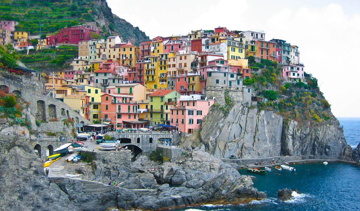 cinque 10 cidades italianas para conhecer