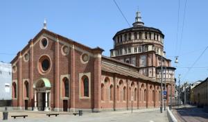 0014 005 300x176 Santa Maria delle Grazie, Milão
