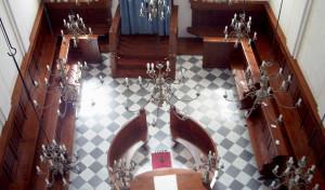 0022 003 300x176 Sinagoga de Pitigliano