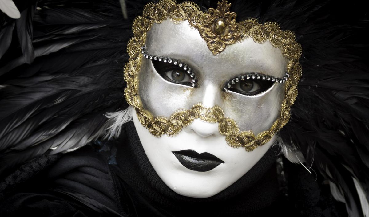 Carnaval de veneza it lia viagens - Mascaras para carnaval ...