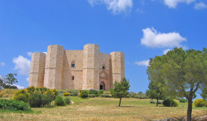 Castel del Monte em Andria, Puglia