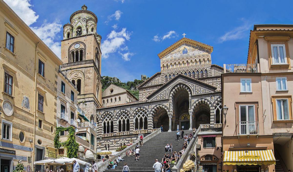0036 003 Quais são as cidades da Costa Amalfitana?