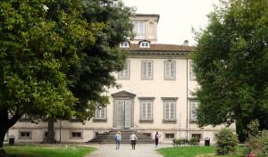Villa Bottini em Lucca