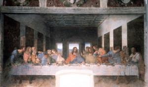 0044 001 300x176 A Última Ceia de Leonardo da Vinci
