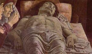 Cristo Morto de Andrea Mantegna