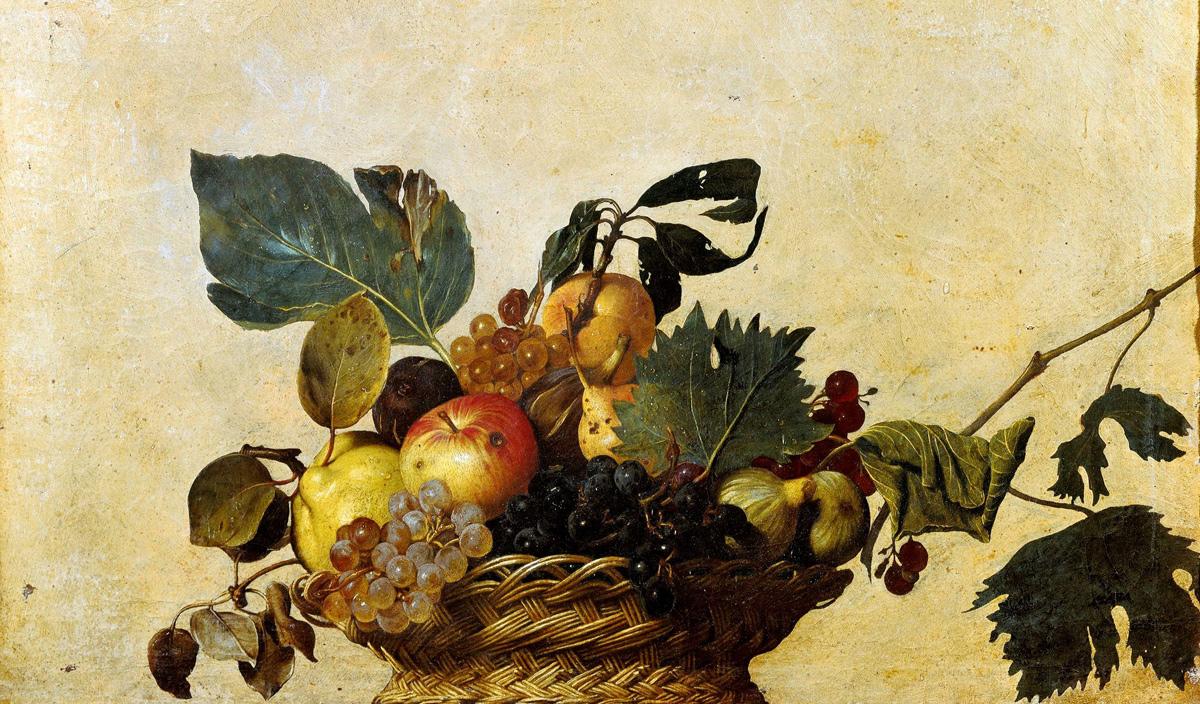 Cesta de Frutas de Caravaggio