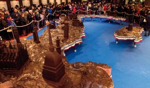 Eurochocolate em Perúgia