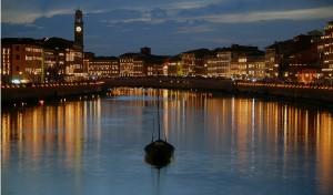Lungarno de Pisa