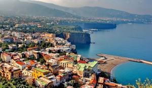 Sorrento, cidade da Costa Amalfitana