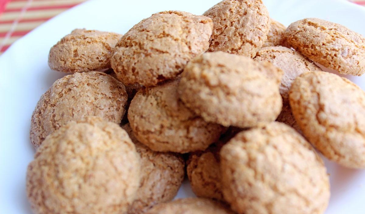 Biscoitos amaretti
