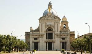 Basílica de Santa Maria degli Angeli em Assis