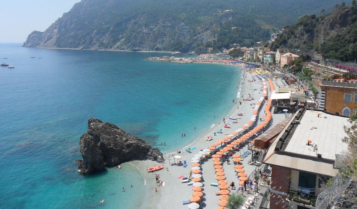 Spiaggia di Monterosso Al Mare