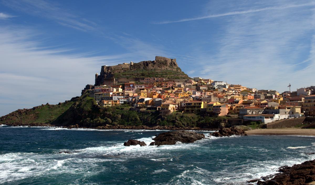 Castelsardo, Itália