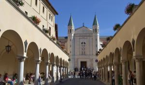 Santuário de Santa Rita em Cássia