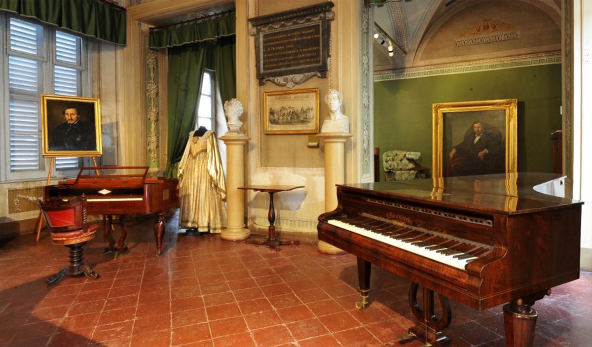 Museu Donizettiano em Bérgamo