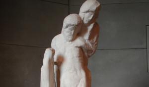 Pietà Rondanini de Michelangelo