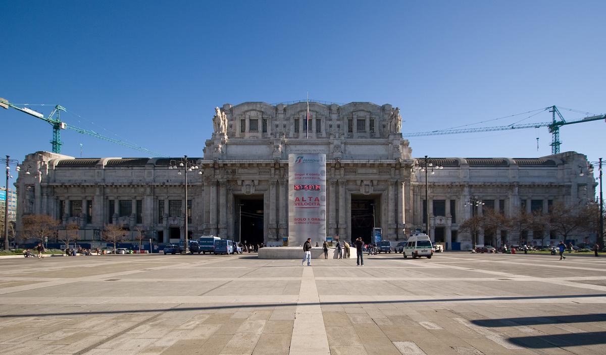 Estação Central de Milão
