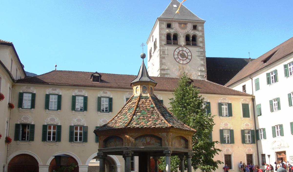 Abadia de Novacella