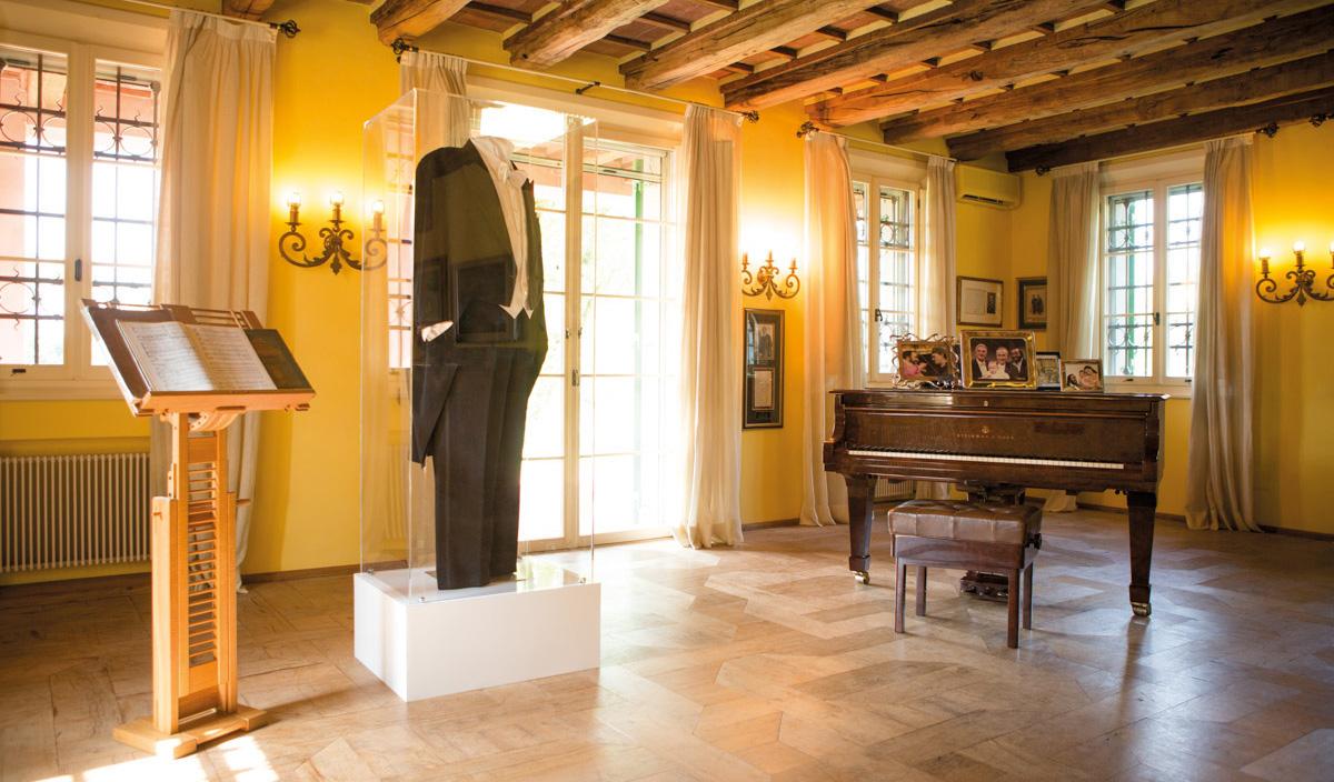 Casa Museu Luciano Pavarotti