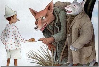 il-gatto-e-la-volpe