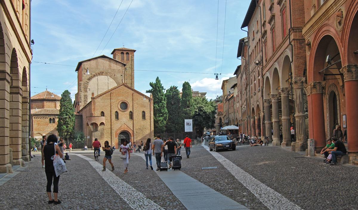 Praça San Stefano