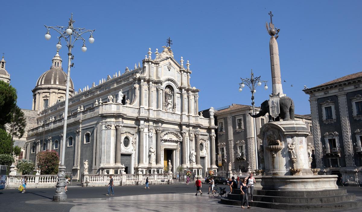Catedral de Catânia